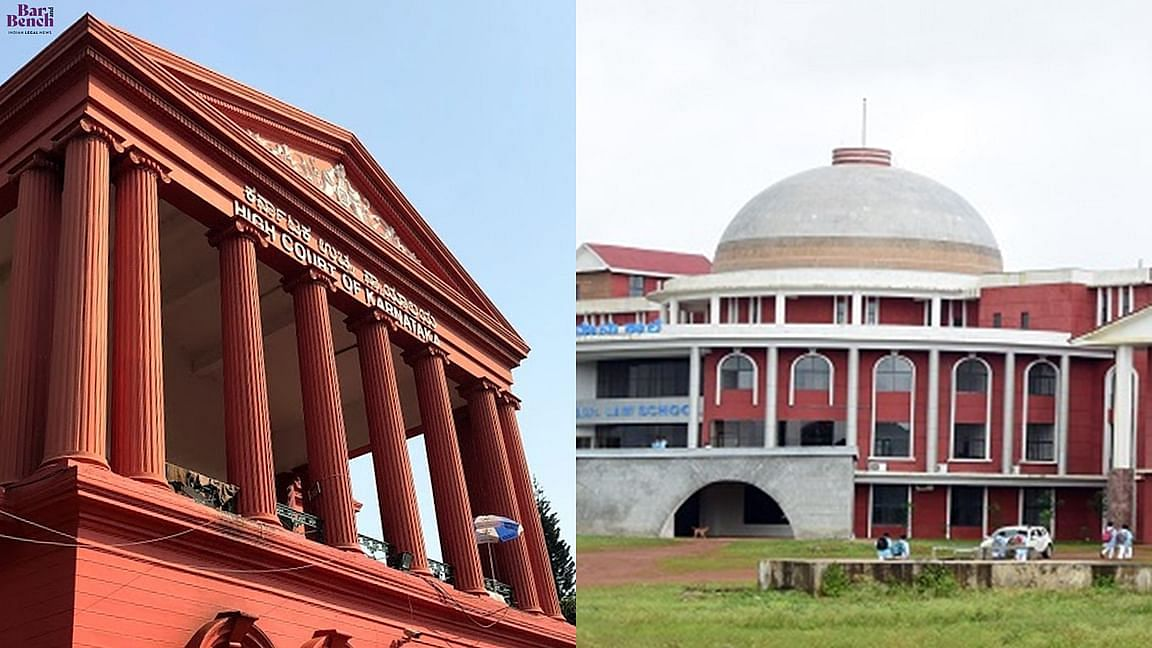 KSLU and Karnataka High Court