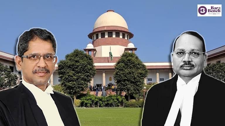CJI NV Ramana, Justice Surya Kant and SC