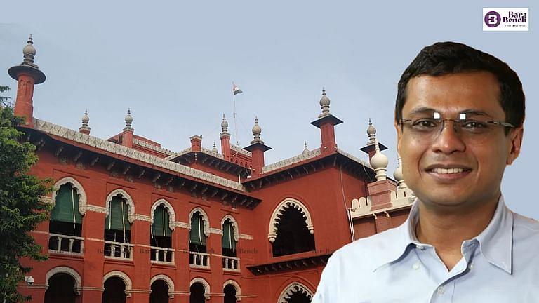 Sachin Bansal, Madras High Court
