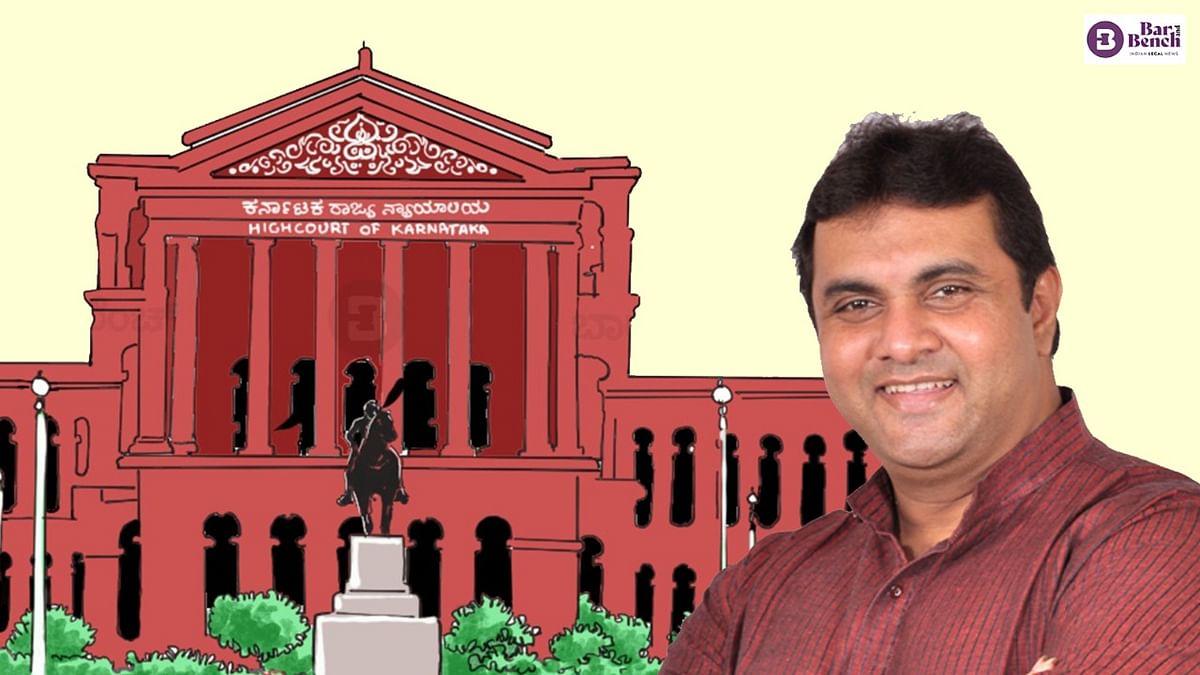ಪಿಐಎಲ್ ಅಲ್ಲ, ವೈಯಕ್ತಿಕ ಹಿತಾಸಕ್ತಿ ಮನವಿ ಎಂದ ಹೈಕೋರ್ಟ್; ವಕೀಲರ ಗುಮಾಸ್ತರ ನಿಧಿಗೆ ₹10 ಲಕ್ಷ ದಂಡ ಪಾವತಿಗೆ ಆದೇಶ