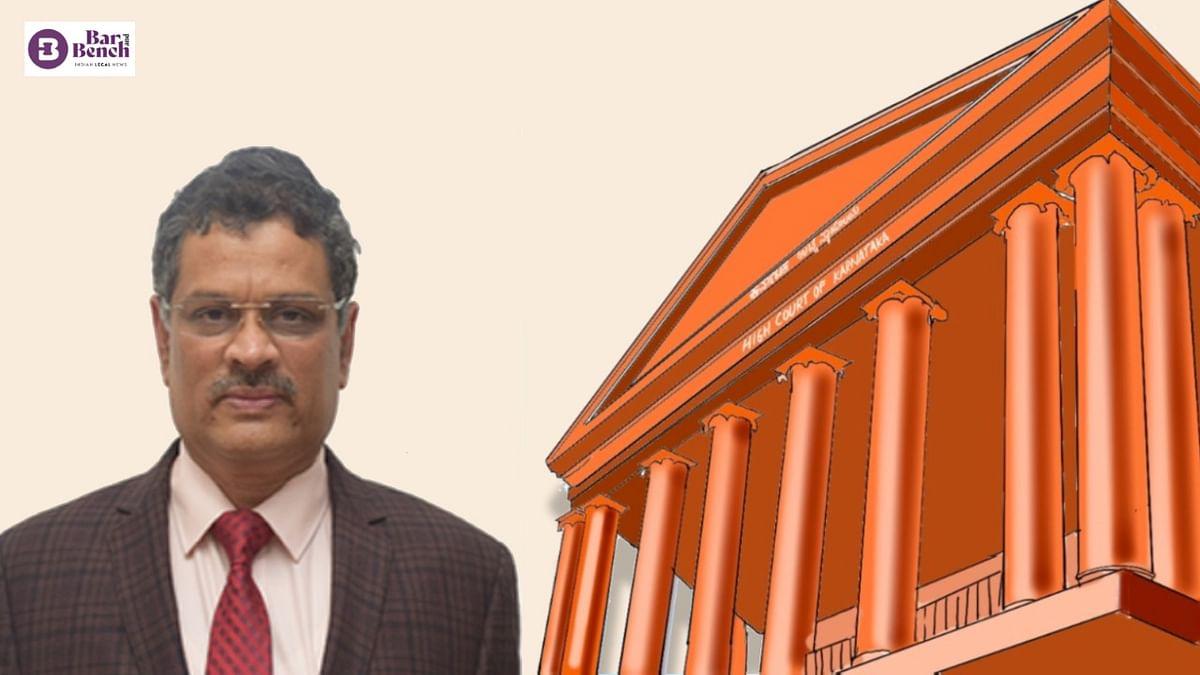 Justice Krishna S Dixit and Karnataka HC