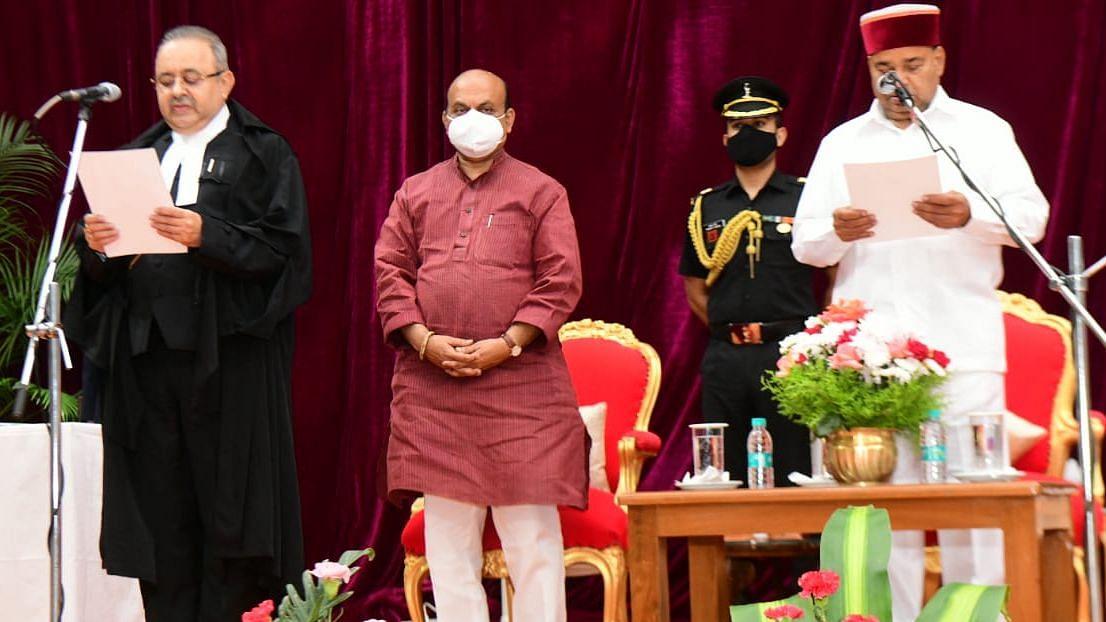 ಕರ್ನಾಟಕ ಹೈಕೋರ್ಟ್ನ 37ನೇ ಮುಖ್ಯ ನ್ಯಾಯಮೂರ್ತಿಯಾಗಿ ರಿತು ರಾಜ್ ಅವಸ್ಥಿ ಪ್ರಮಾಣ ವಚನ ಸ್ವೀಕಾರ