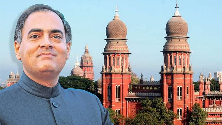 Rajiv Gandhi and Chennai City Civil Court