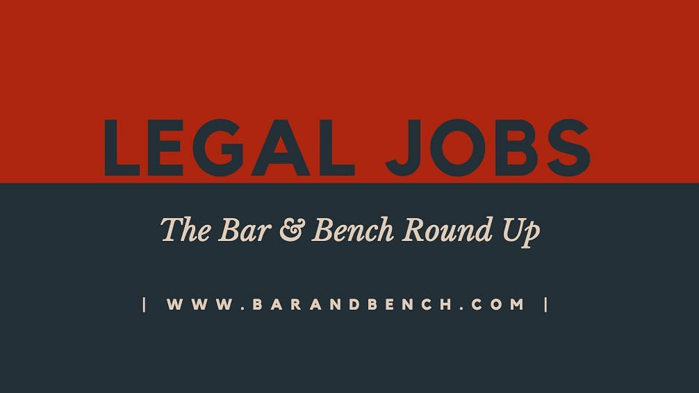 Photo of The Legal Job Roundup #1: Pearson Education, Network18, Tech Mahindra, RBL Bank are hiring!