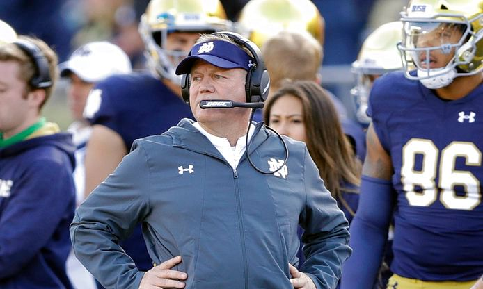 NCAAF: Mike Kern on Notre Dame vs. Clemson - Saturday, 4 pm