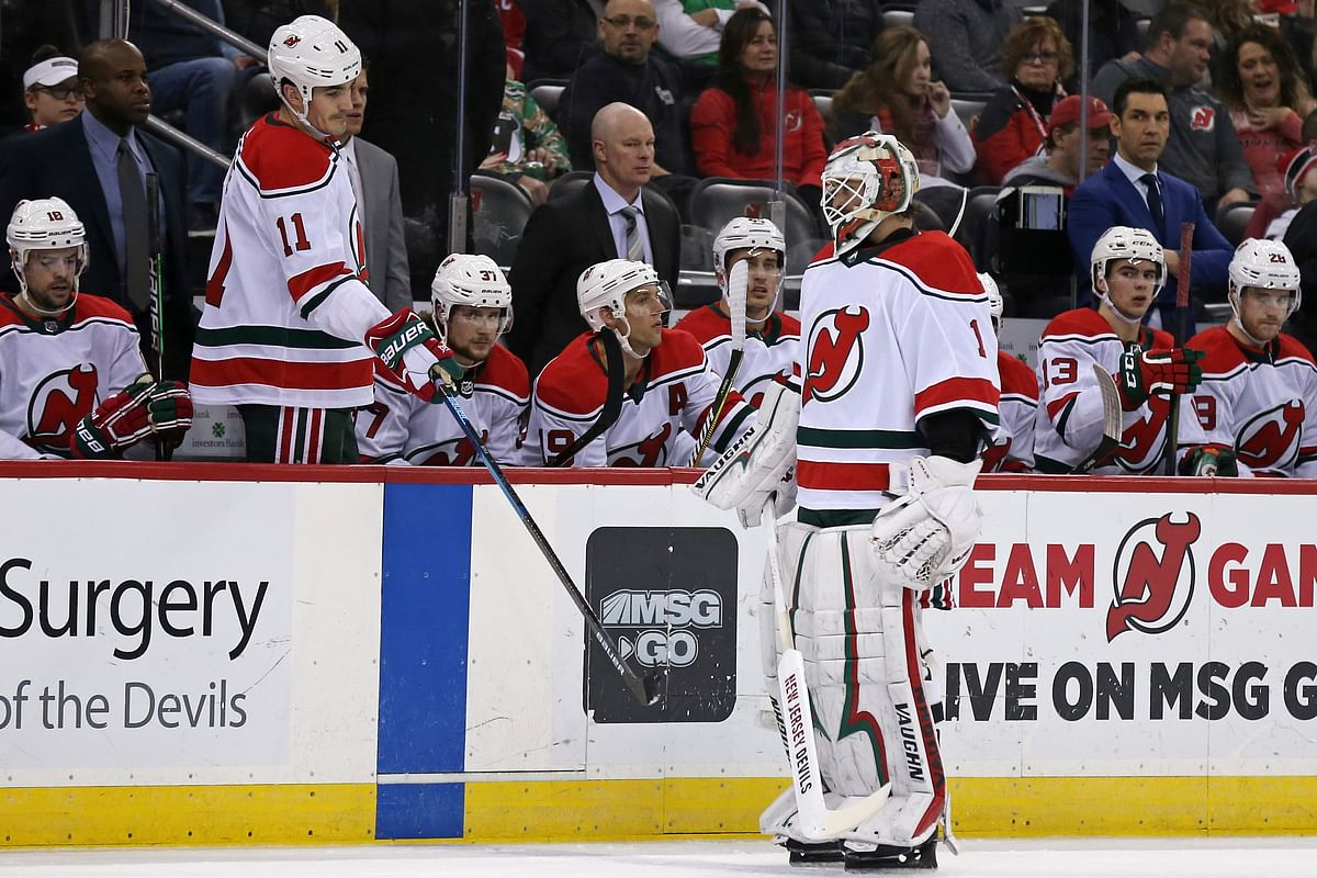 NHL Tuesday: Peterson picks New York Rangers vs New Jersey Devils and Calgary Flames vs Toronto Maple Leafs