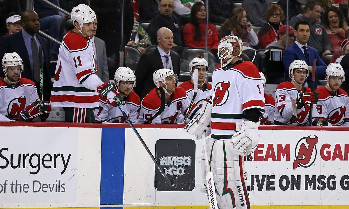 NHL Saturday -  Hurricanes at Devils, 1 p.m.