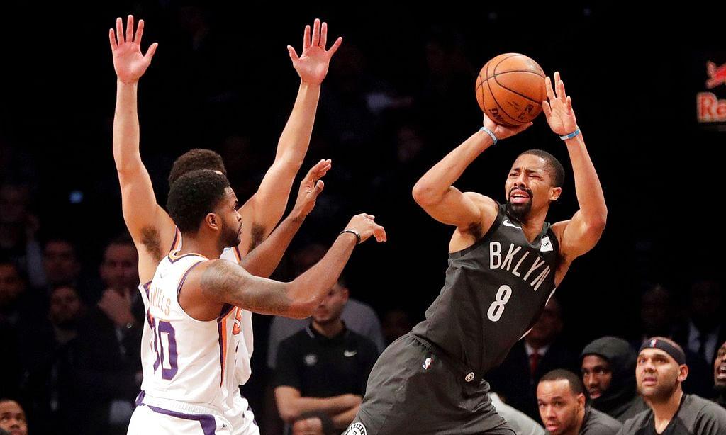 NBA Saturday: Nets at Bucks