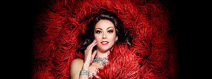 Burlesque Holiday Show at the Music Box