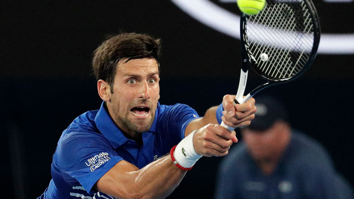 Tennis: 14 3rd round men's picks in the Australian Open