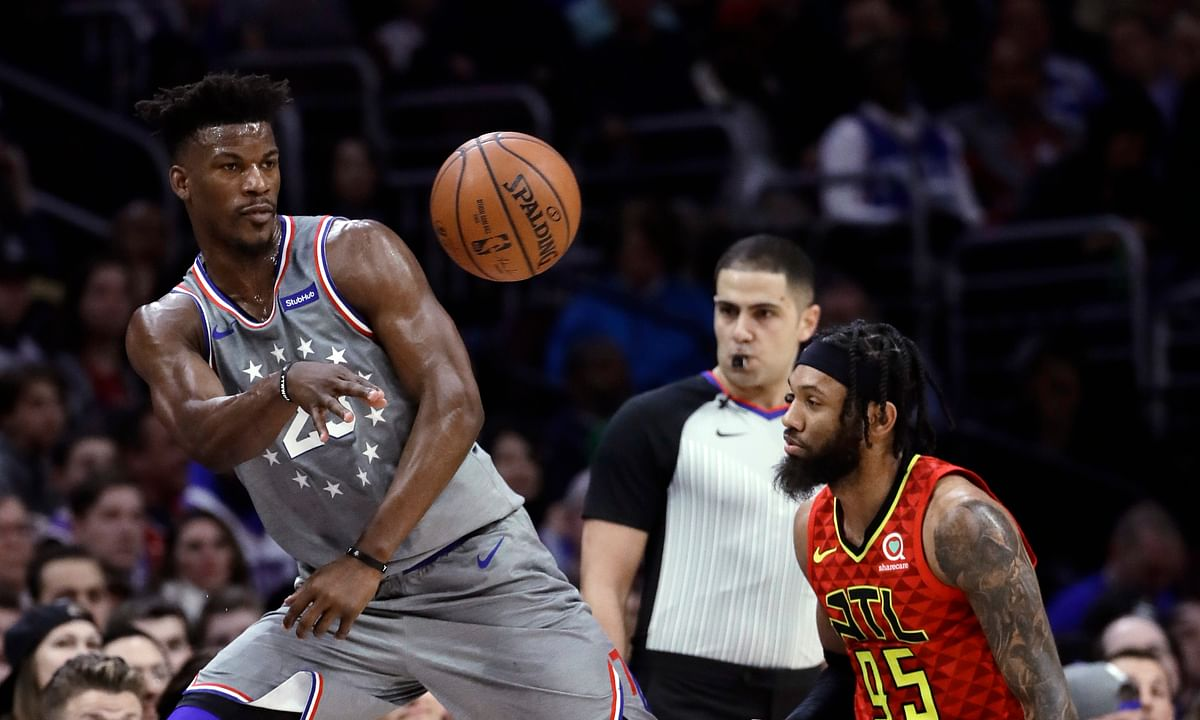The Monday Philly Props: Sixers, Butler, Redick, Lowry