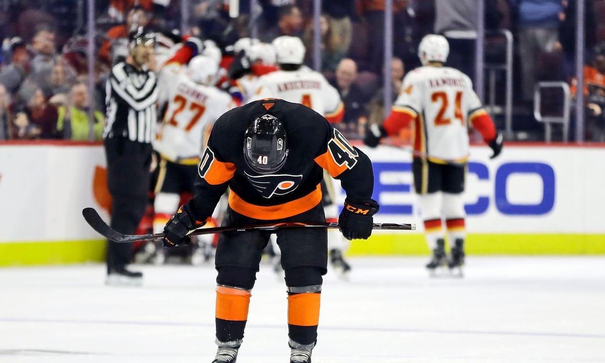 NHL: Blues seem like a play Monday against Flyers
