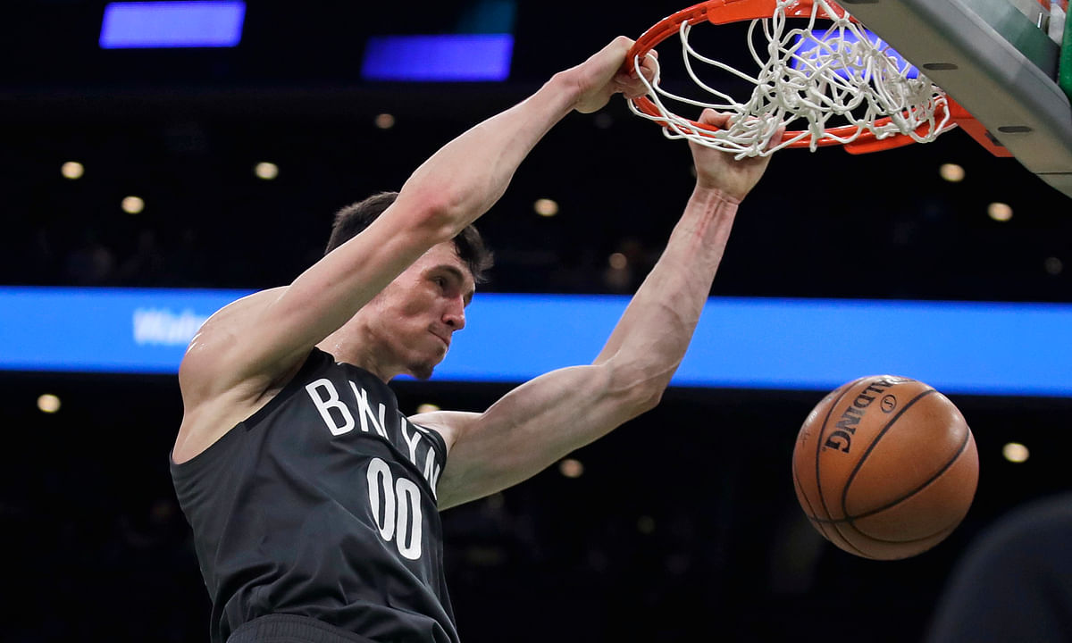 NBA: Wednesday Nets get tired Hawks; can 76ers fill it up again?
