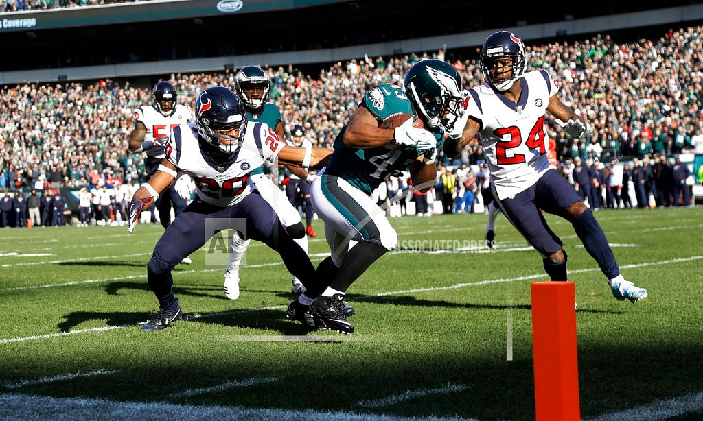 The Sunday Philly Props: Eagles