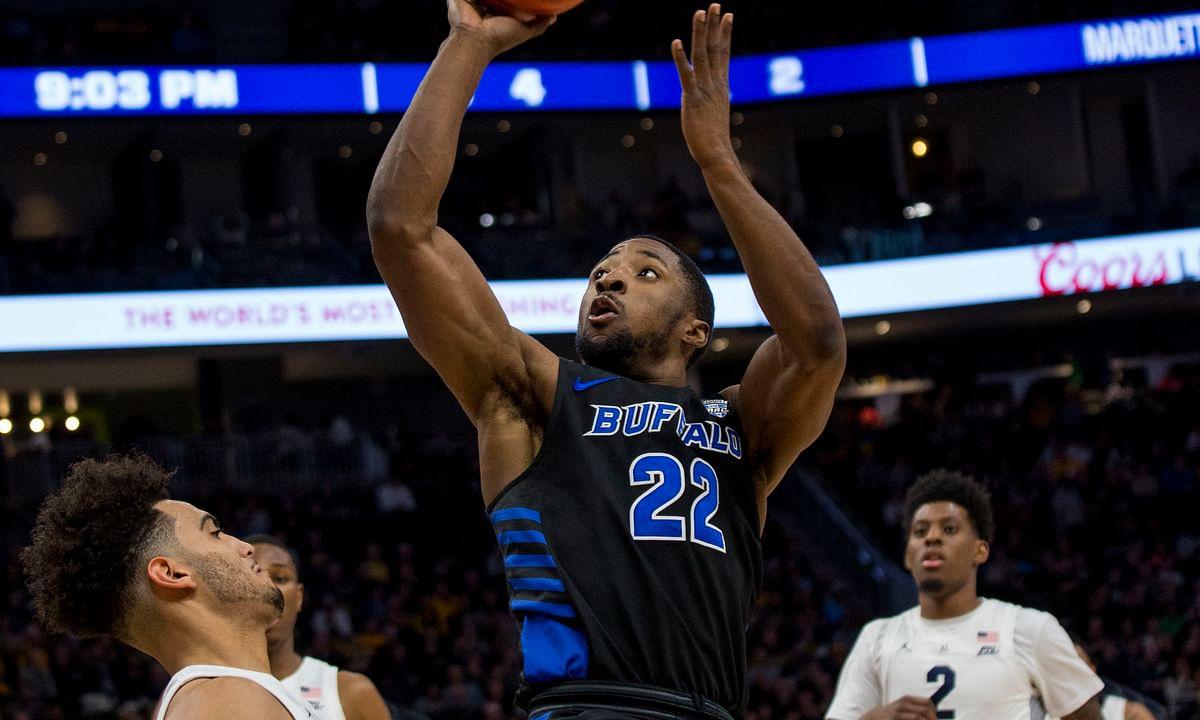 NCAAB: Friday Teaser likes Toledo and Buffalo (both 12-1) to roll