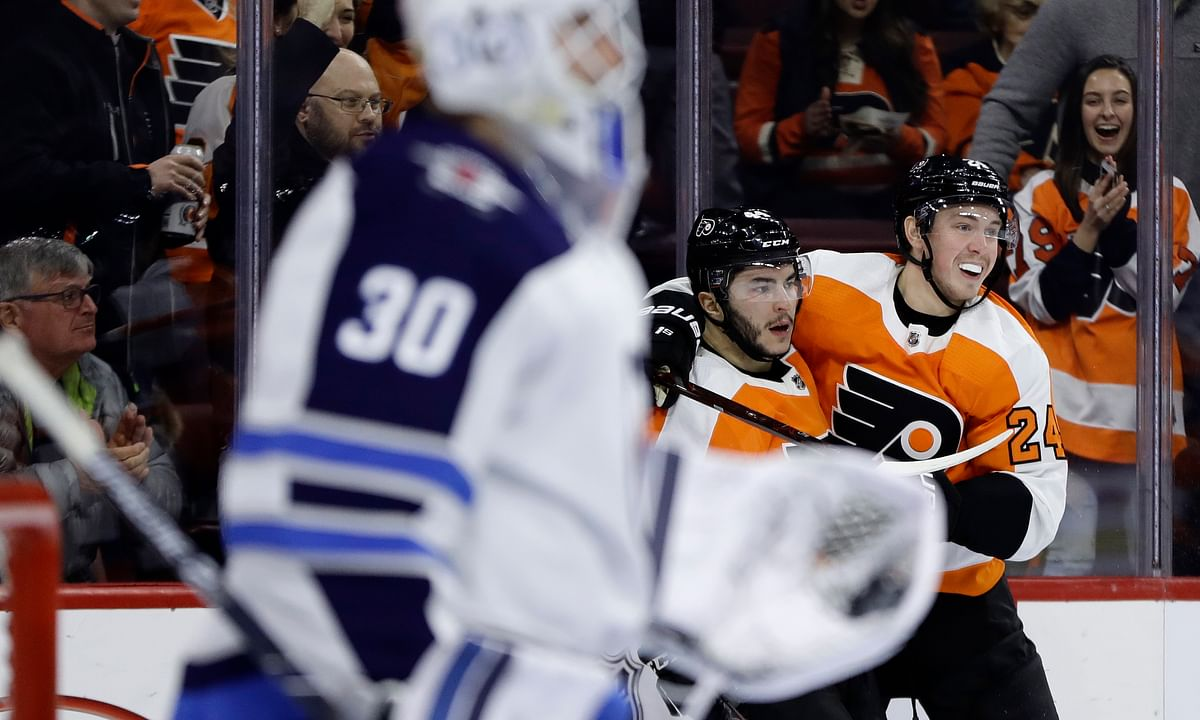 NHL: Flyers to invade New York Tuesday