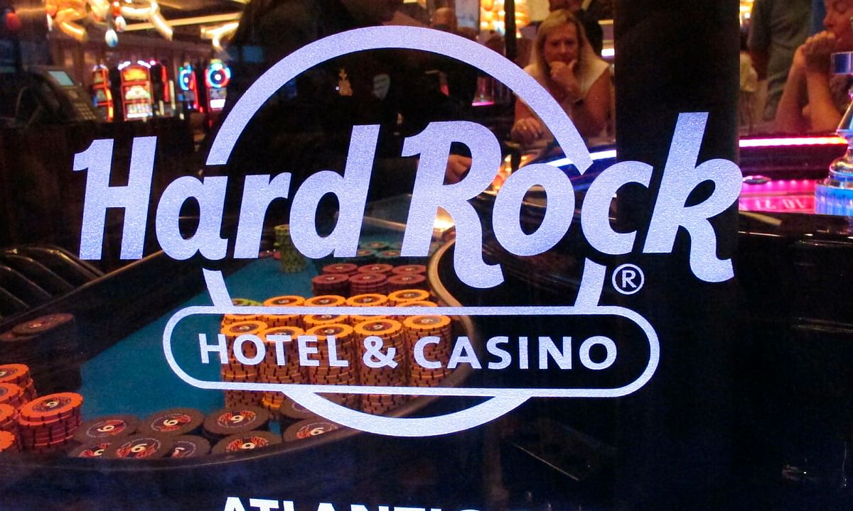 Hard Rock casino testing online sports betting in New Jersey