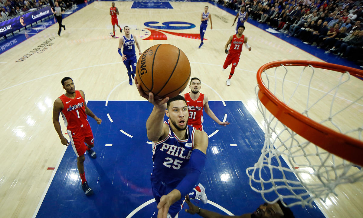 Ben Simmons and Philadelphia 76ers working toward 5-year, $170 million extension, per AP source