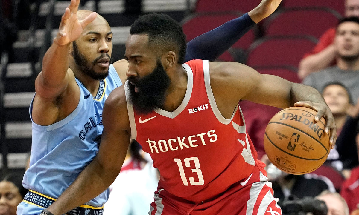 NBA: Wednesday night Rockets are fueled to cover