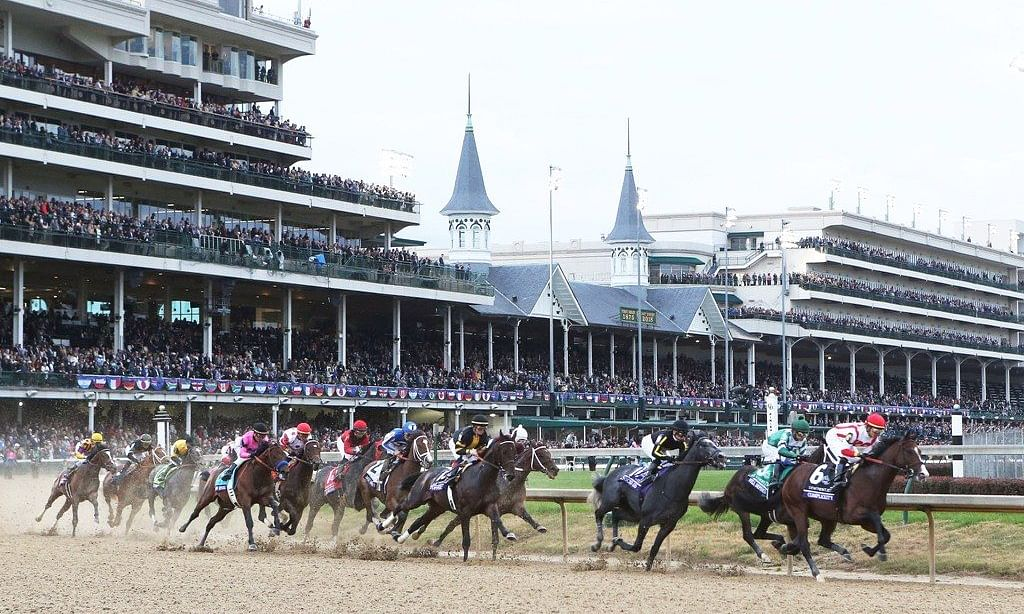 Thoroughbreds Saturday: Garrity picks the Kentucky Derby undercard stakes races