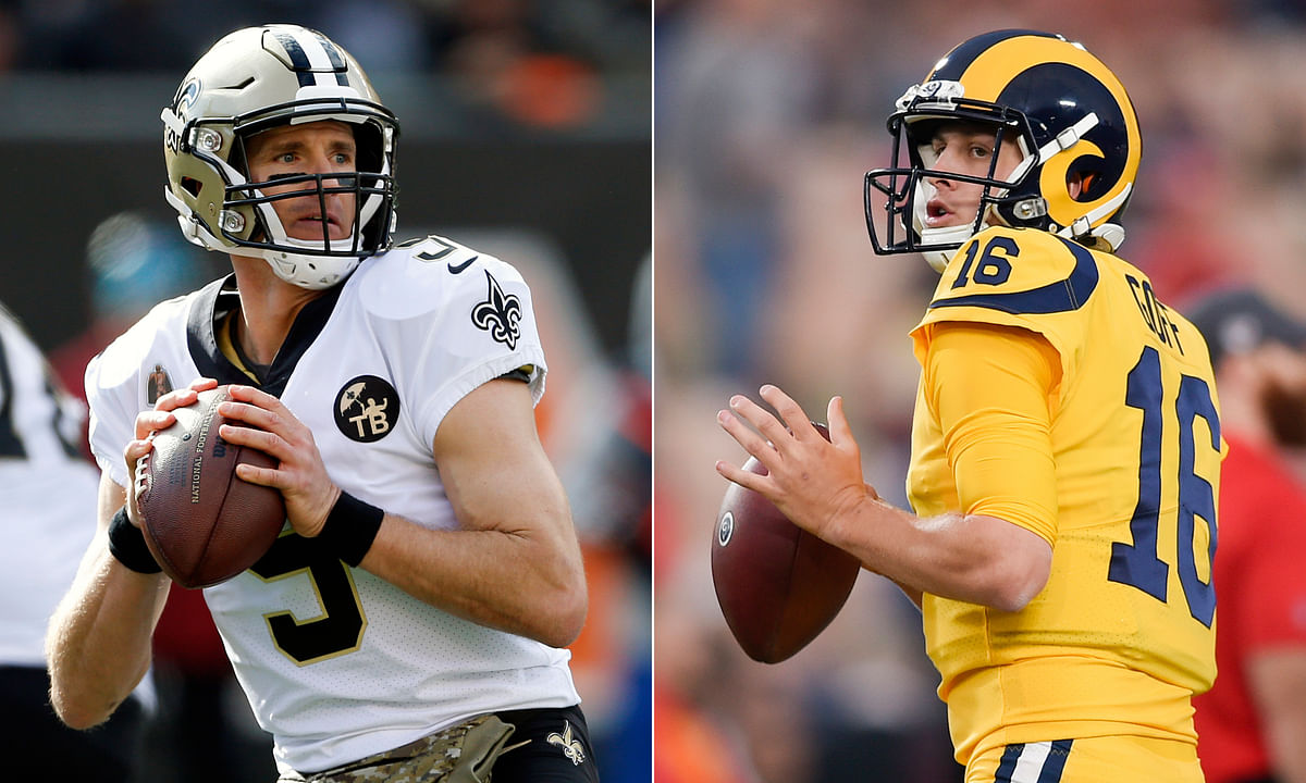 NFL: With a +3, the Degenerate likes underdogs Rams and Pats