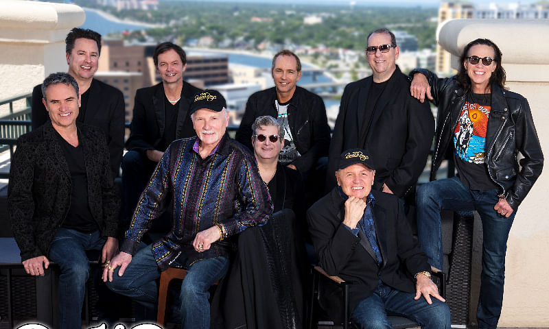 Beach Boys headed to Atlantic City this summer
