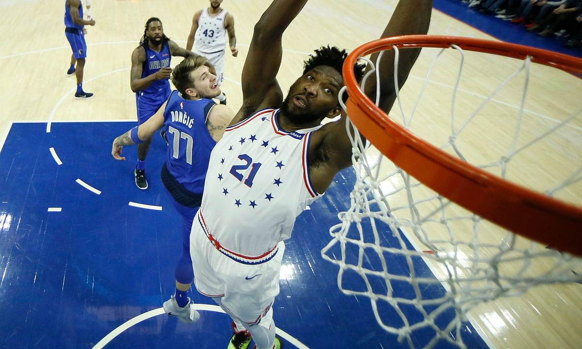The Thursday Philly Props: Sixers