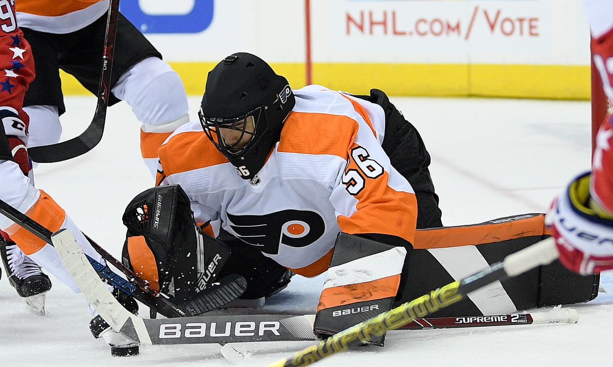 NHL: Thursday looks good for Flyers, Maple Leafs and Islanders