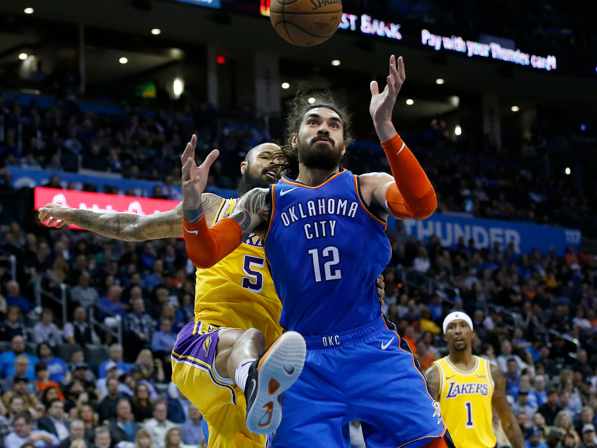 NBA Saturday: Greg Frank picks the Lakers vs Thunder -- can L.A. keep win streak going if Anthony Davis sits?