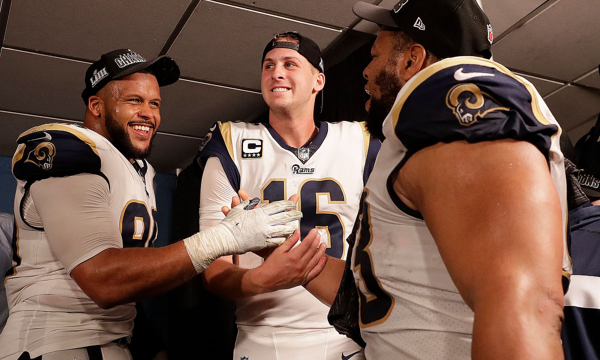 Odds boost: Will Aaron Donald be Defensive Player of the Year? It can get you +900 at Parx today – Mark Eckel analyzes