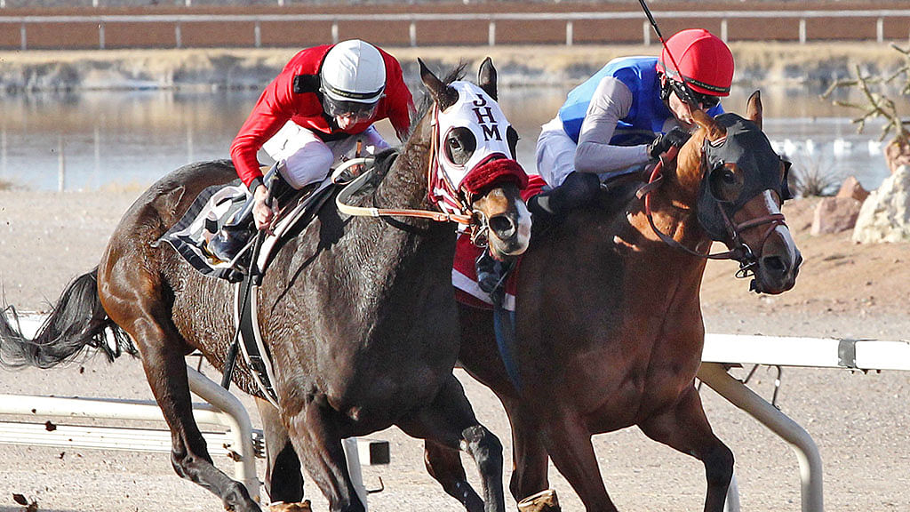 Thoroughbreds: It's Tuesday, so Garrity is at Sunland Park and Will Rogers Downs in search of dry tracks and deep fields