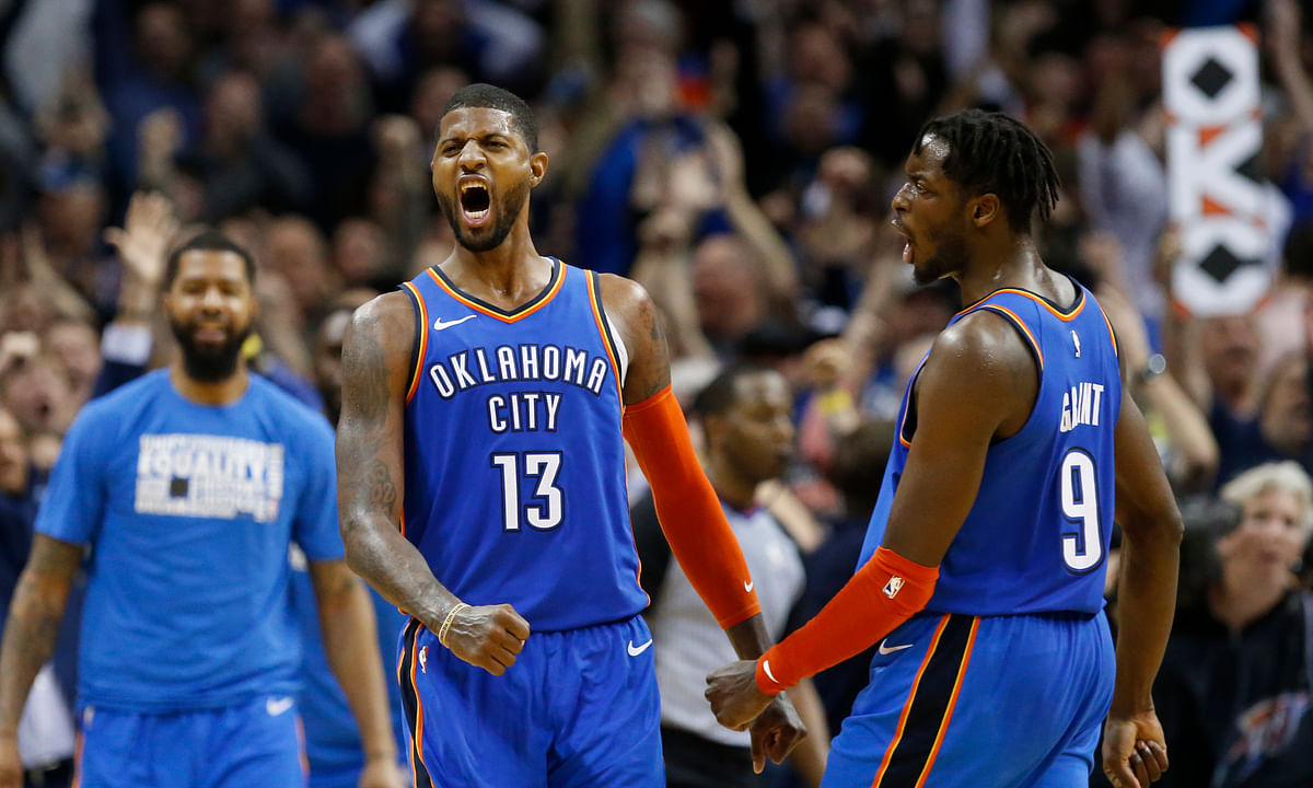 NBA Saturday: A Couple of West Showdowns