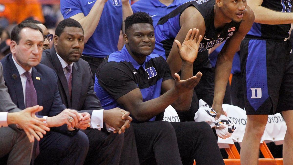 Eckel picks between the Blue Devils & the Virginia Tech Hokies