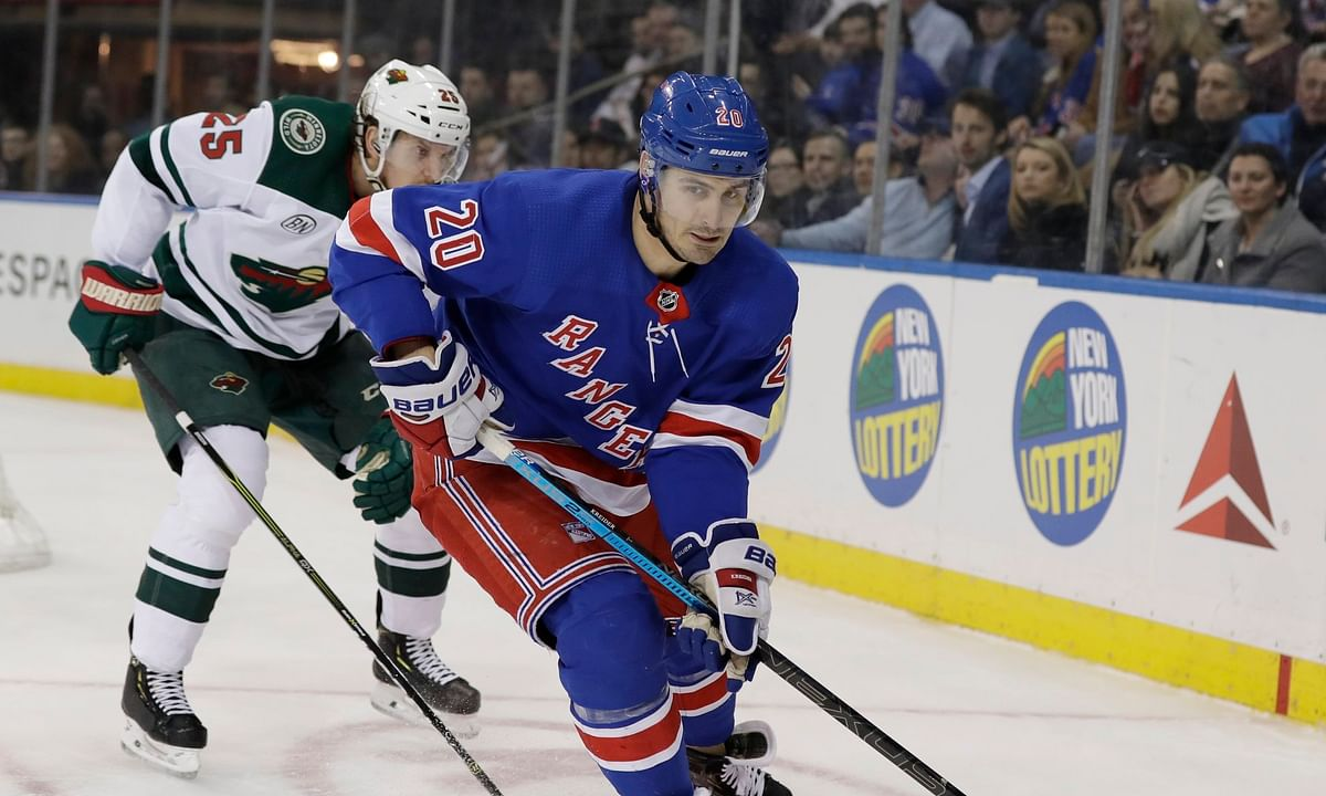 Saturday Afternoon NHL:  Rangers Are Game