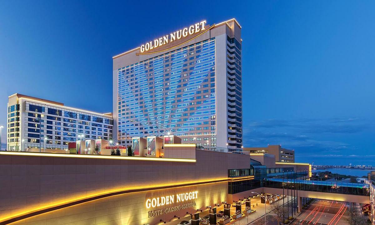 <b>Golden Nugget Atlantic City</b>