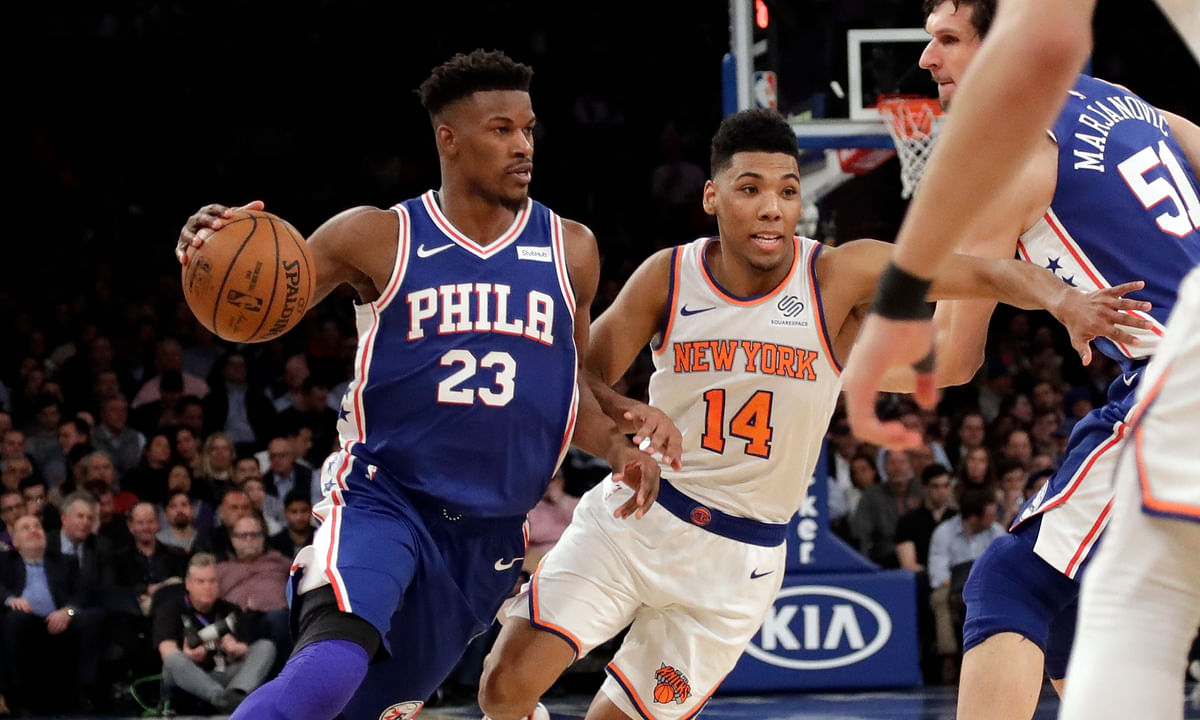 NBA Free Agency: Sixers to trade Jimmy Butler to Miami Heat for Josh Richardson and Butler will sign $142 million 4-year deal