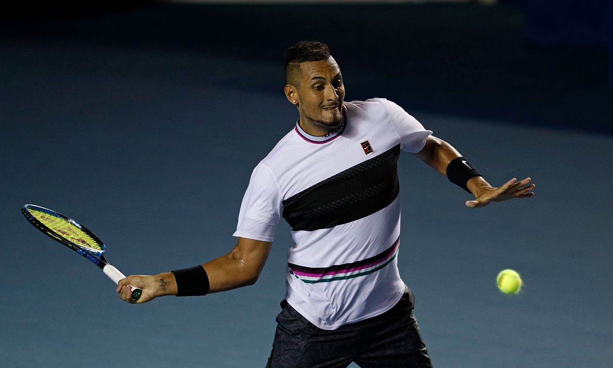 Tennis: Three Quarterfinal picks from The Mexican Open