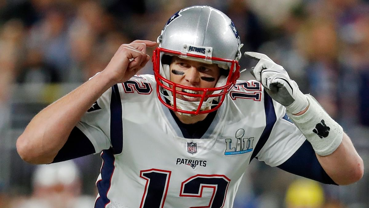 Mims looks at sports betting's new normal: In NFL Win Futures, how much will Tom Brady help the Bucs