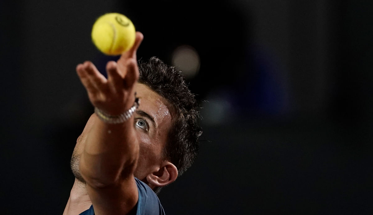 Tennis: 2nd round matches from Delray and Rio