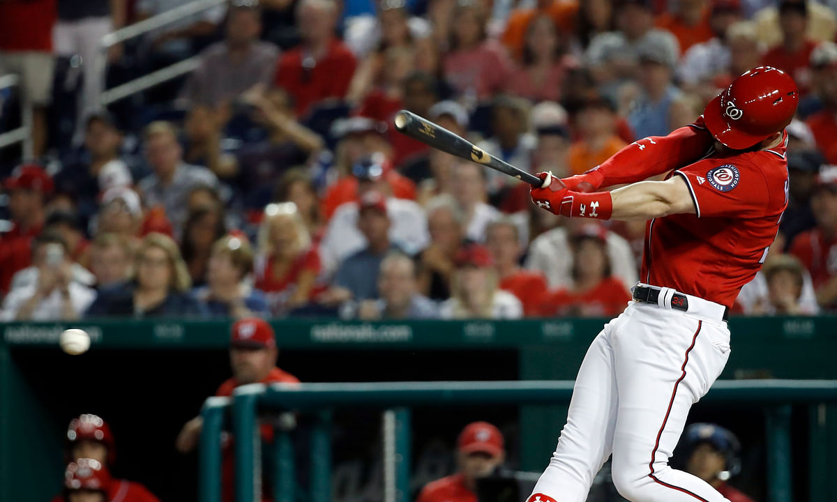 MLB: Prop bets speculate about Harper's drop spot