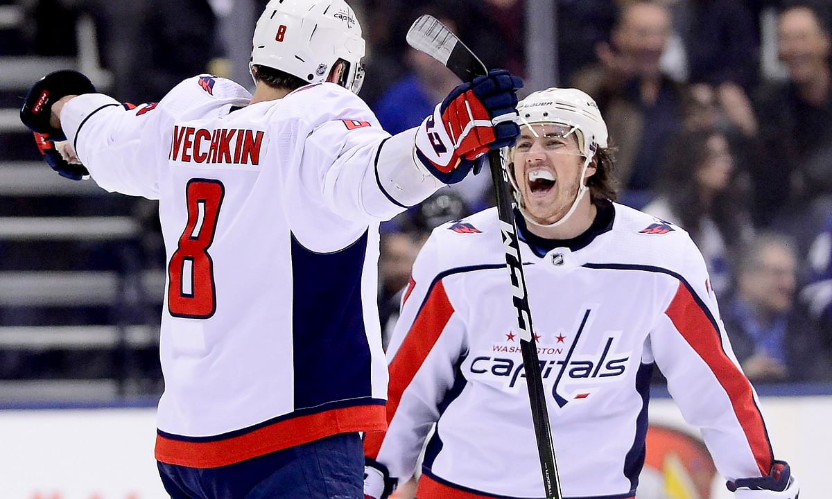 NHL: Dietel likes the odds in the Rangers @ Capitals game