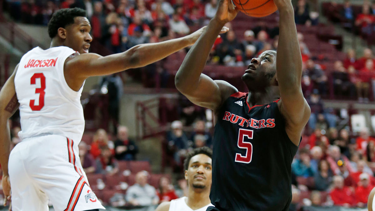 NCAAB Pick from Eckel: Rutgers vs Wisconsin in a revenge match for the Badgers