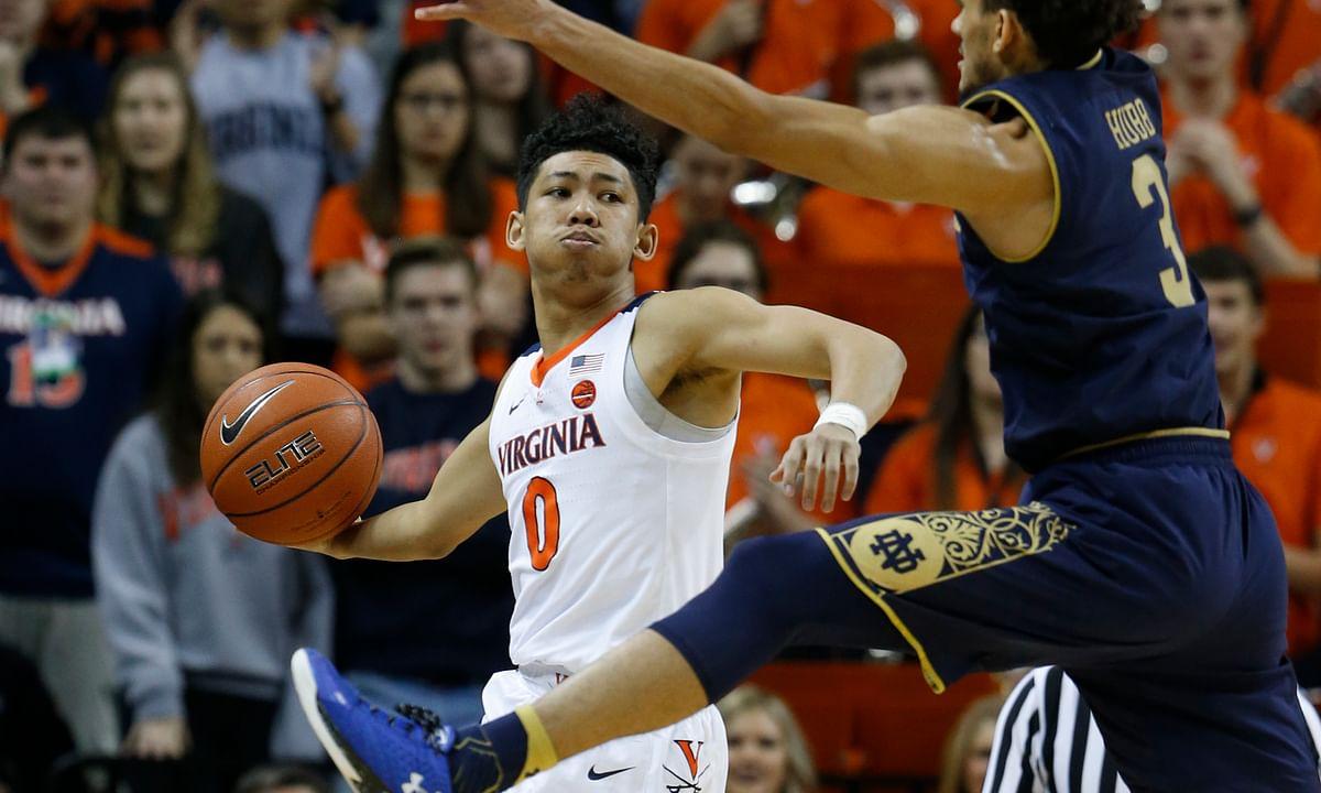 NCAAB: Eckel on the ACC - Virginia takes on Virginia Tech