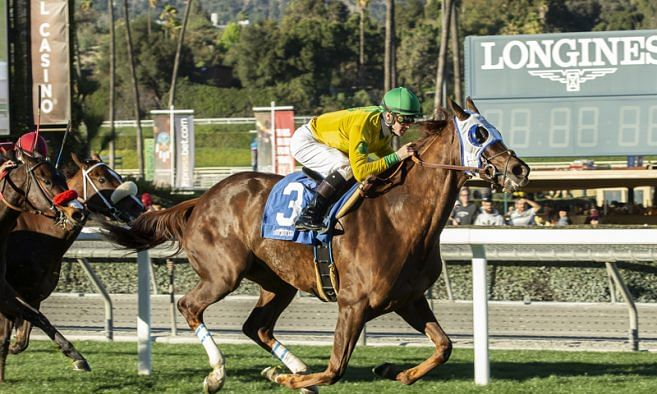 Thoroughbreds Monday: Garrity picks a trio of stakes races at Santa Anita