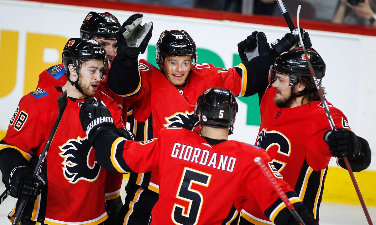 NHL Wednesday: Division Leaders meet up in Calgary