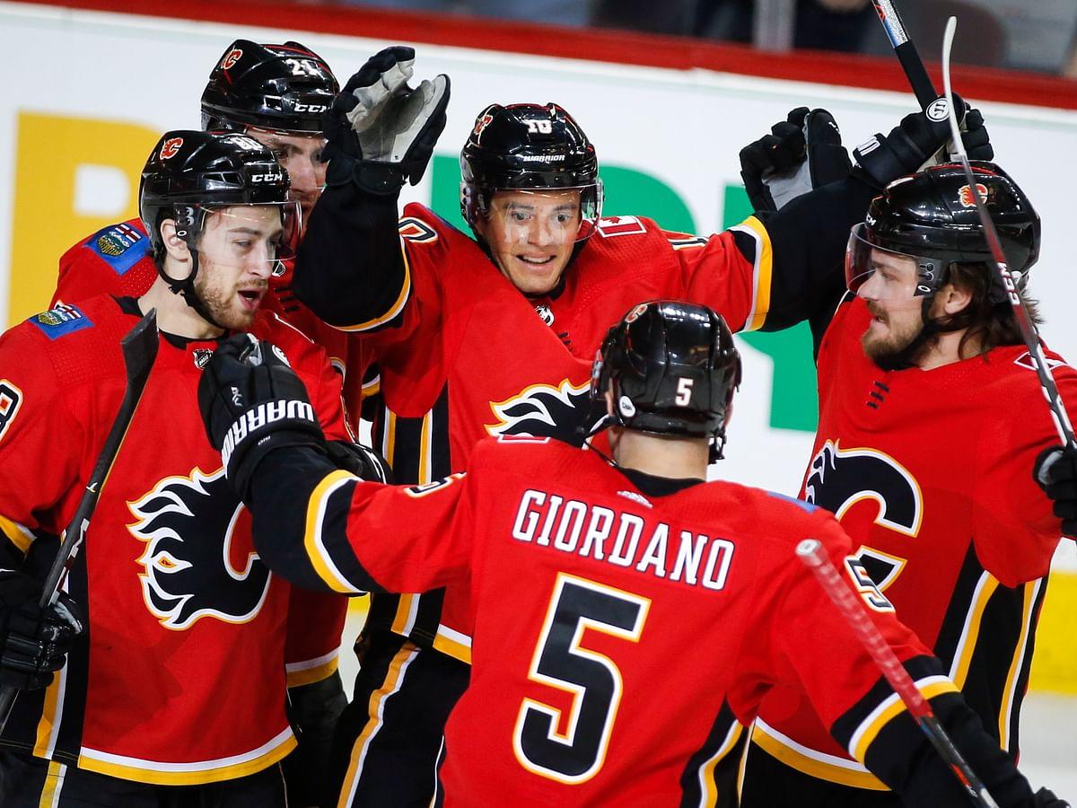 Bet NHL Wednesday: Peterson picks Calgary Flames vs Montreal Canadiens, Arizona Coyotes vs Minnesota Wild