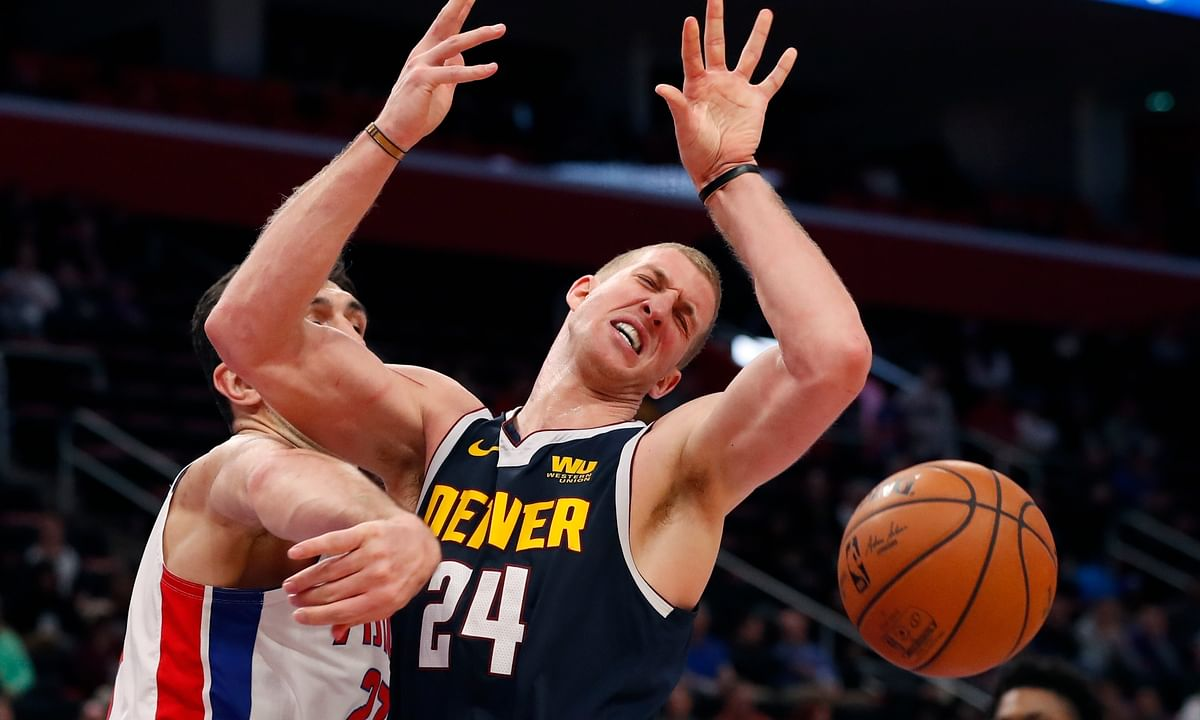 NBA: Wednesday, we're mining Nuggets and are spurred to pick Spurs