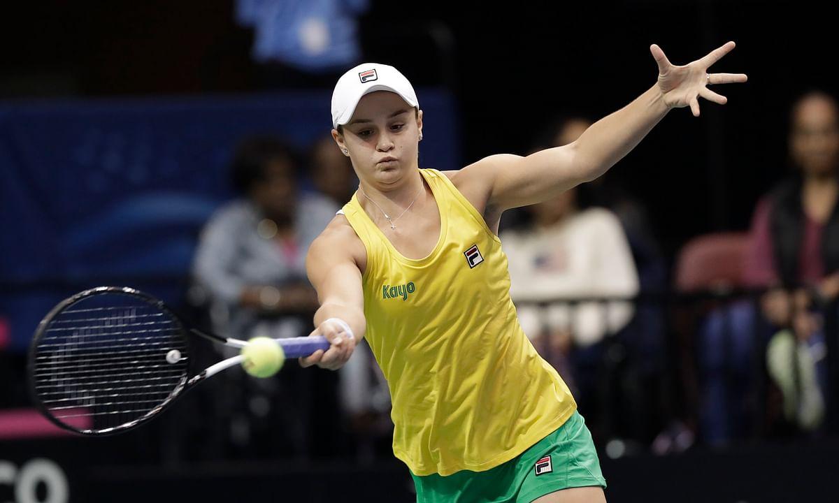 Tennis: Women's first-round matches from Qatar
