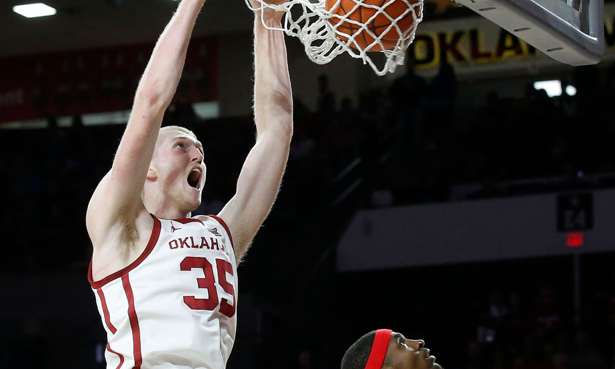 NCAAB: Monday Teaser pairs the Big12 with the Patriot League