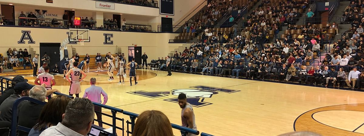 Penn plays Yale tonight at Payne Whitney Gymnasium.